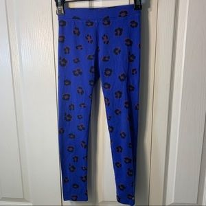 Juicy Couture girls leggigns size large